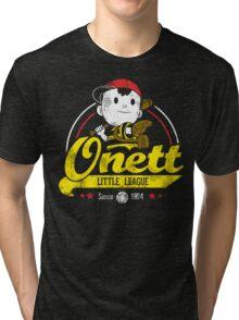 Onett little league Tri-blend T-Shirt