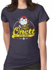 Onett little league Womens Fitted T-Shirt