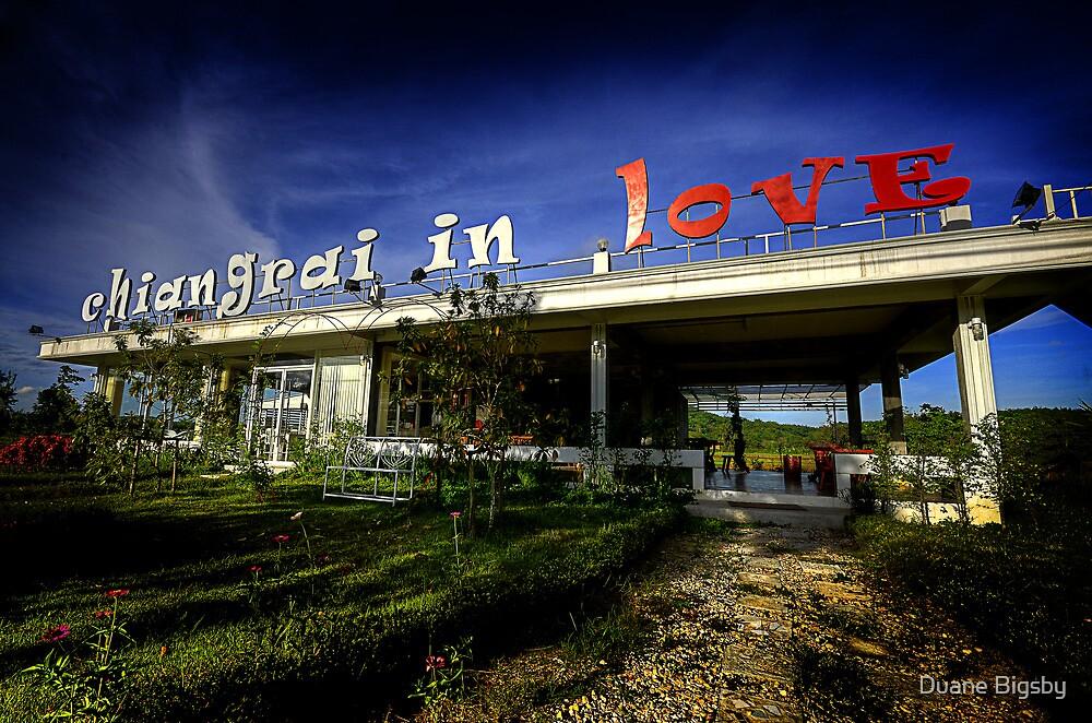 Chiang Rai in Love, Thailand by Duane Bigsby