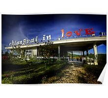 Chiang Rai in Love, Thailand Poster