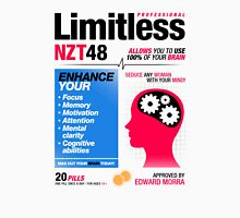 Limitless Pills - NZT 48 (2nd Version) Unisex T-Shirt