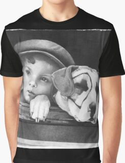 Dickey Moore and Petey Graphic T-Shirt