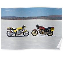 Honda CBX  Poster