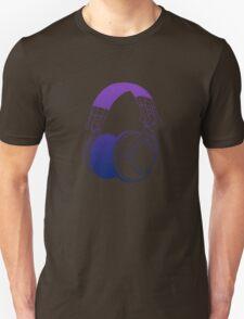 Vector Headphones T-Shirt
