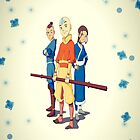 Avatar The Last Airbender iPhone Case by camNfamILY
