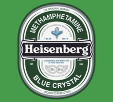 heisenberg logo - breaking bad by Aybanyoori