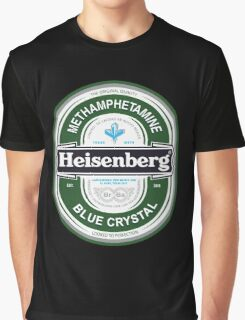 heisenberg logo - breaking bad Graphic T-Shirt