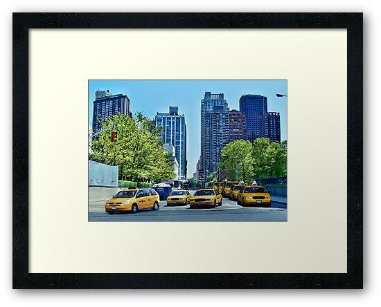 New York - 62nd Street by harietteh