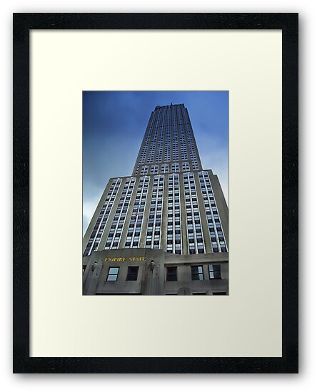 New York - Empire State Building by harietteh
