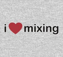 I Love Mixing Baby Tee