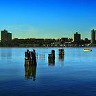 New York - Hudson River by harietteh