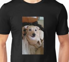 Pretty Posing Puppy Unisex T-Shirt