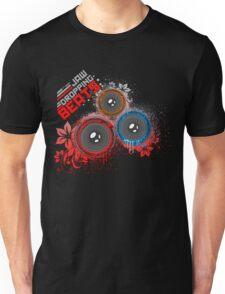 Jaw Dropping Beats - DJ Music Unisex T-Shirt