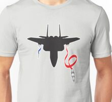 Jet Fighter Music Unisex T-Shirt