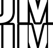 Jump Jump Sticker