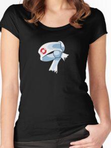 Kamikaze Vinyl Women's Fitted Scoop T-Shirt