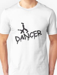Dancer Graffiti T-Shirt