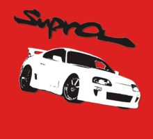 One Simple Fast Supra One Piece - Short Sleeve