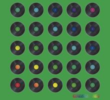 Rainbow Records - DJ Vinyl Kids Tee