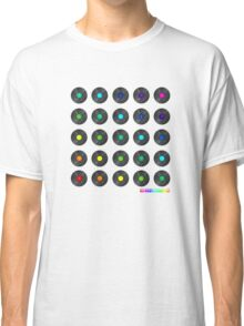 Rainbow Records - DJ Vinyl Classic T-Shirt