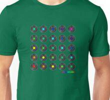 Rainbow Records - DJ Vinyl Unisex T-Shirt