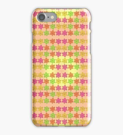 Daffodil Tessellation  iPhone Case/Skin