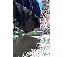 Santa Elena Canyon Photographic Print