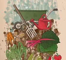 Veggie Garden by WildSide-Store