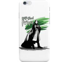 The Half Blood Prince iPhone Case/Skin