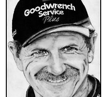 Dale Earnhardt Sr. in 2001 by JMcCombie