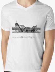 The Jet Star Mens V-Neck T-Shirt