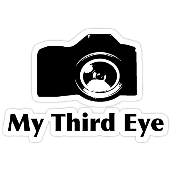 My third eye tee- See thru to shirt color by YasLalu