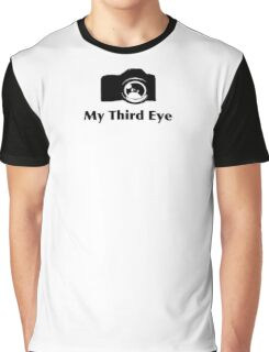 My third eye tee- See thru to shirt color Graphic T-Shirt
