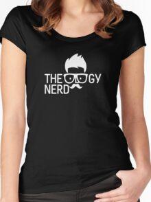 Theology Nerd Women's Fitted Scoop T-Shirt