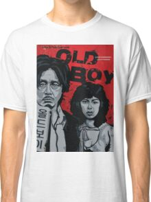 Old Boy - a film by Park Chan-Wook Classic T-Shirt