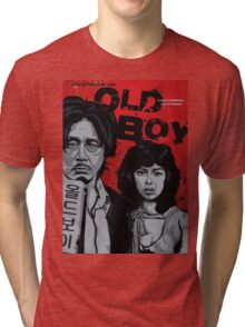 Old Boy - a film by Park Chan-Wook Tri-blend T-Shirt