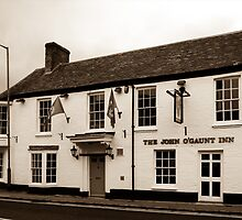 John O Gaunt Inn Hungerford England by mlphoto