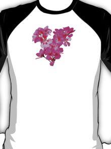 Geranium Heart T-Shirt
