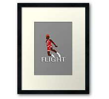Iconic Photos - Take Flight Framed Print