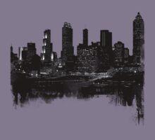 Atlanta Skyline by Jason Layman