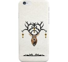 deer deer iPhone Case/Skin