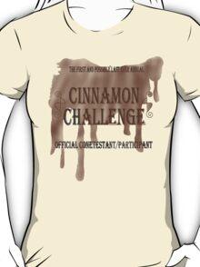 Annual Cinnamon Challenge T-Shirt