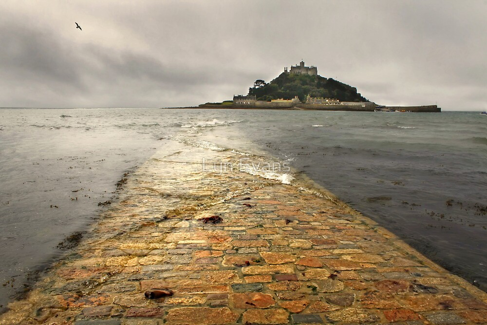 St Michael's Mount by Lyn Evans