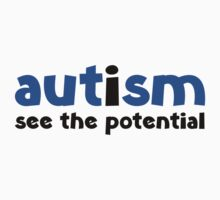 Autism See The Potential by BrightDesign