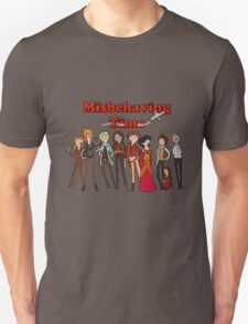 Misbehaving time T-Shirt