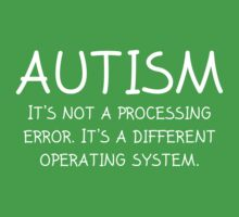 Autism Operating System by BrightDesign