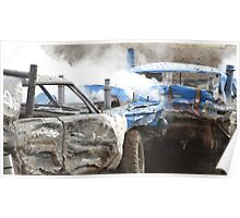 Demolition Derby Poster