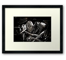 Hogs' Heart Framed Print