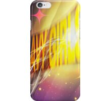 NAVY GIRLS iPhone Case/Skin