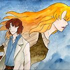 You and I by sarahtheartiste